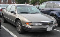 1995 Chrysler New Yorker