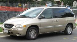 1995 Chrysler Town and Country #4