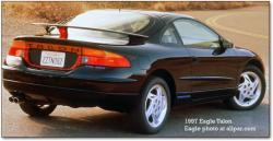 1995 Eagle Talon #10