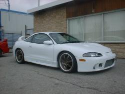 1995 Eagle Talon #8
