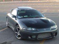 1995 Eagle Talon #4