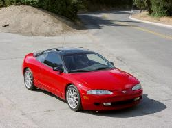 1995 Eagle Talon #9