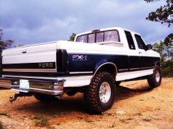 1995 Ford F-150 #7