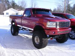 1995 Ford F-150 #5