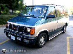 1995 GMC Safari #4