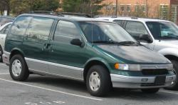 1995 Mercury Villager #4