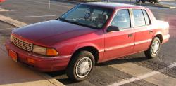 1995 Plymouth Acclaim #11