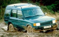1996 Land Rover Discovery #3