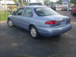 1996 Ford Contour #9