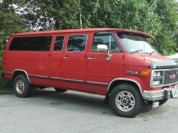 1996 GMC Rally Wagon #7