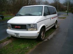 1996 GMC Safari Cargo