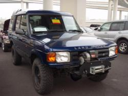1996 Land Rover Discovery #13