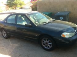 1997 Ford Contour #7