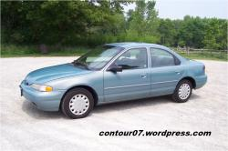 1997 Ford Contour #12