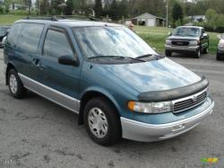 1997 Mercury Villager
