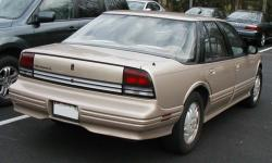 1997 Oldsmobile Cutlass #10