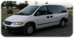 1997 Plymouth Grand Voyager #4