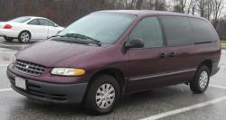 1997 Plymouth Grand Voyager #9