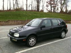 1997 Volkswagen Golf #5