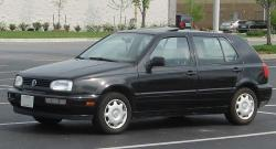 1997 Volkswagen Golf #8