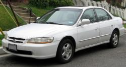 1998 Honda Accord #8