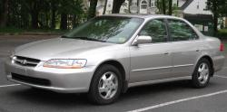 1998 Honda Accord #3