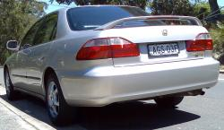 1998 Honda Accord #7
