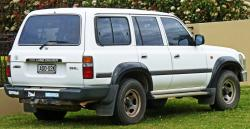 1998 Toyota Land Cruiser #11