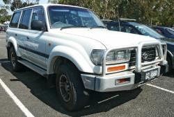 1998 Toyota Land Cruiser #8
