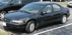 1999 Plymouth Breeze #12