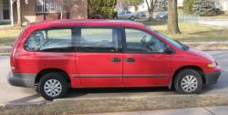 1999 Plymouth Voyager #6