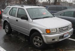 2000 Isuzu Rodeo #2