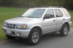2000 Isuzu Rodeo #4
