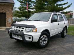 2000 Isuzu Rodeo #10