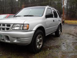 2000 Isuzu Rodeo #5