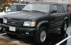2000 Isuzu Trooper #12