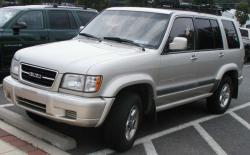 2000 Isuzu Trooper #11