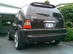 2000 Mercedes-Benz ML55 AMG #5