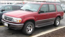 2000 Mercury Mountaineer #7