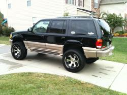 2000 Mercury Mountaineer #6