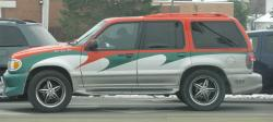 2000 Mercury Mountaineer #11