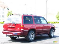 2000 Mercury Mountaineer #9