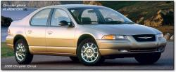 2000 Plymouth Breeze #14