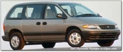 2000 Plymouth Voyager #12