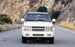 2002 Isuzu Trooper #8
