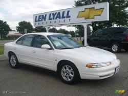 2001 Oldsmobile Intrigue #6