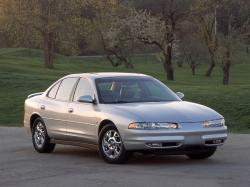 2001 Oldsmobile Intrigue #8