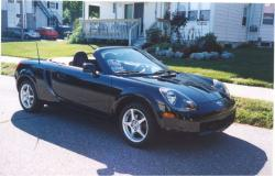 2001 Toyota MR2 Spyder #11