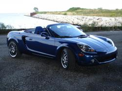 2001 Toyota MR2 Spyder #8