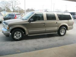 2002 Ford Excursion #11